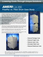 FreePac vs. Fiber Drum Brochure