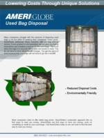 USed Bag Disposal Brochure