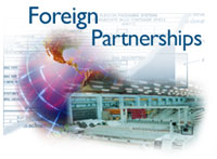 Foreign Partnerships Logo and Picture